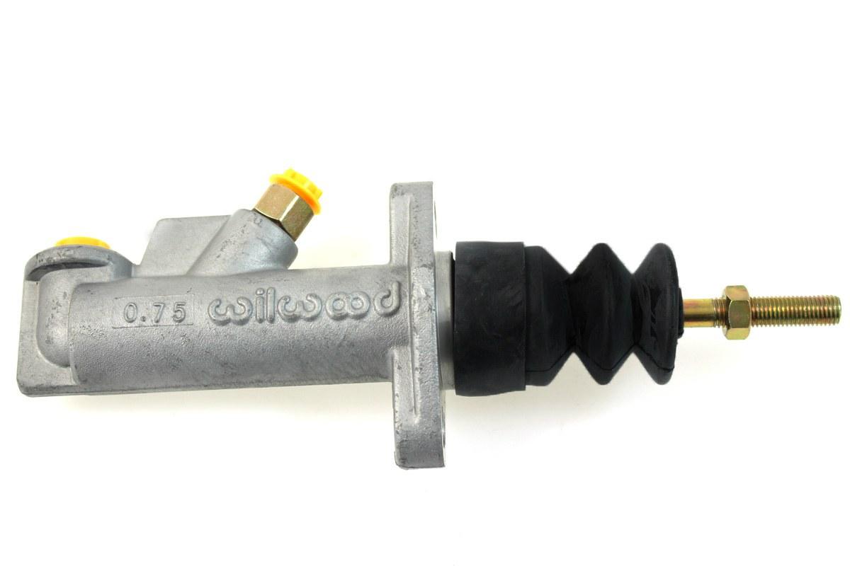 """Pompa hamulcowa sprzęgła Wilwood Compact 0,75"""" - GRUBYGARAGE - Sklep Tuningowy"""